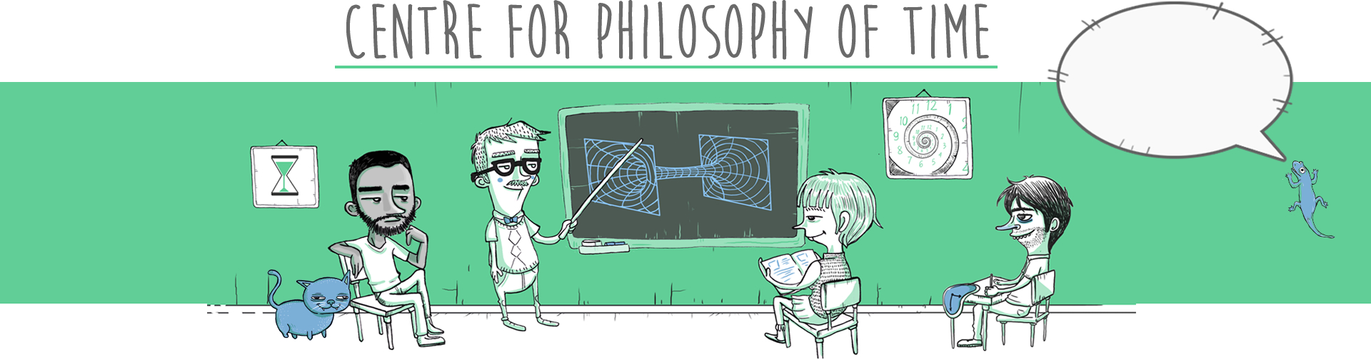 CENTre-FOR PHILOSOPhY OF TIME